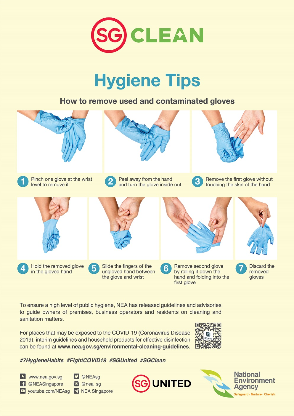 Hygiene Tips for Cleaners
