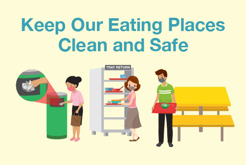 Keep Eating Places Clean NEA Webpage 500X335